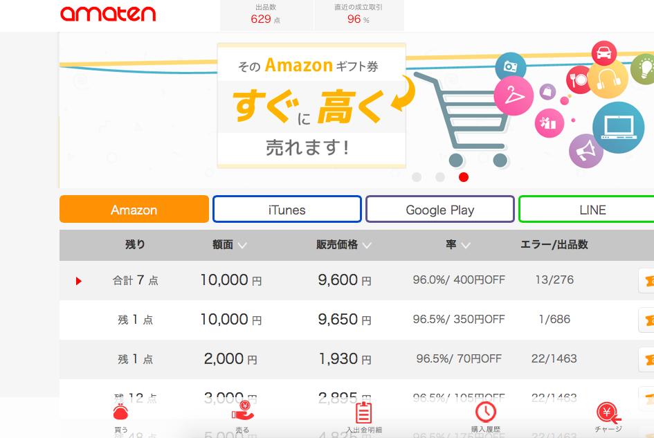 Amazonの全商品が8%オフで買える??【amaten】の使い方・注意点まとめ