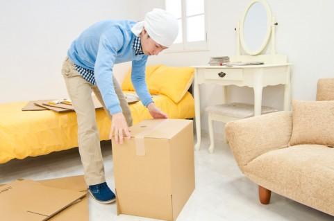 80cm、5kg以内の荷物が680円で送れる‼︎新時代の宅配サービス「エコムー便」